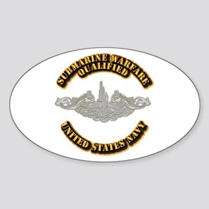 Army - DS - 1st AR Div Sticker (Oval)