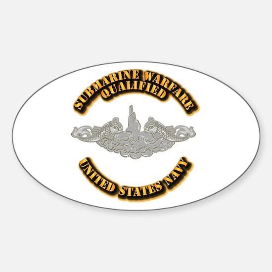 Army - DS - 1st AR Div Sticker (Oval)