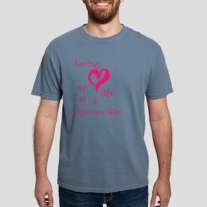 Loving My Life as a Pipe Mens Comfort Colors Shirt