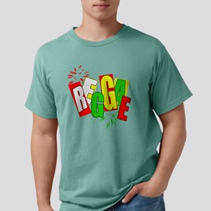 Reggae Mens Comfort Colors Shirt