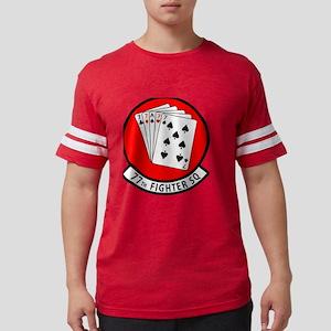 77SQ Mens Football Shirt