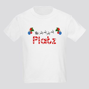 Platz, Christmas Kids Light T-Shirt
