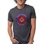 Freemason Brothers Mens Tri-blend T-Shirt