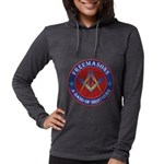 Freemason Brothers Womens Hooded Shirt