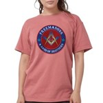 Freemason Brothers Womens Comfort Colors Shirt