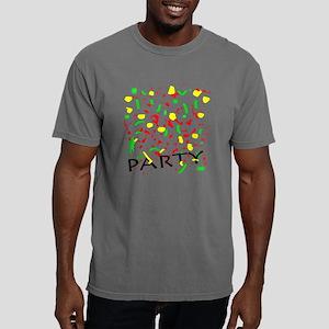 Party Time Mens Comfort Colors Shirt