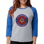 FreemasonsBOB.PNG Womens Baseball Tee