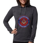 FreemasonsBOB.PNG Womens Hooded Shirt