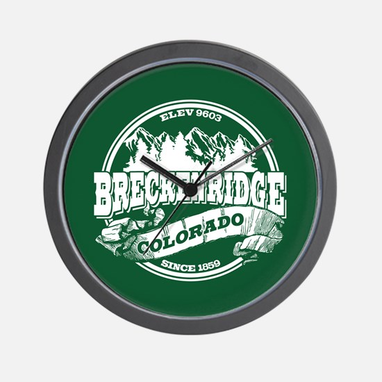 Breckenridge Old Circle Wall Clock