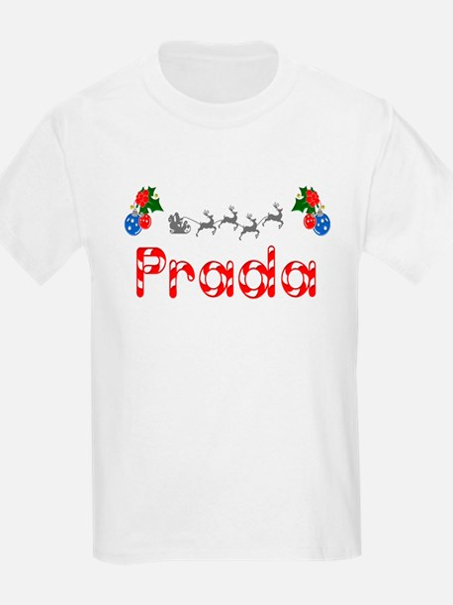 Prada, Christmas T-Shirt