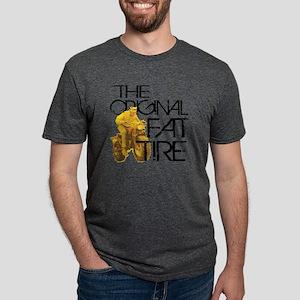 Rokon_OriginalFatTire_Light Mens Tri-blend T-Shirt