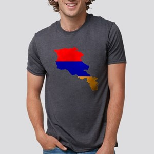Armenia Mens Tri-blend T-Shirt