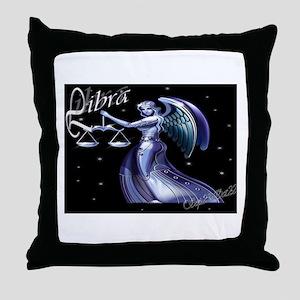 Libra Throw Pillow