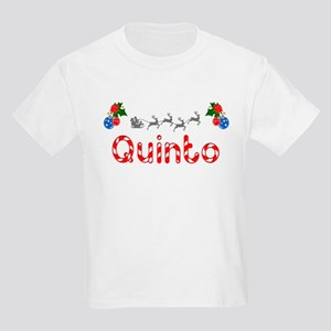 Quinto, Christmas Kids Light T-Shirt