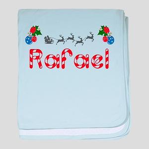 Rafael, Christmas baby blanket