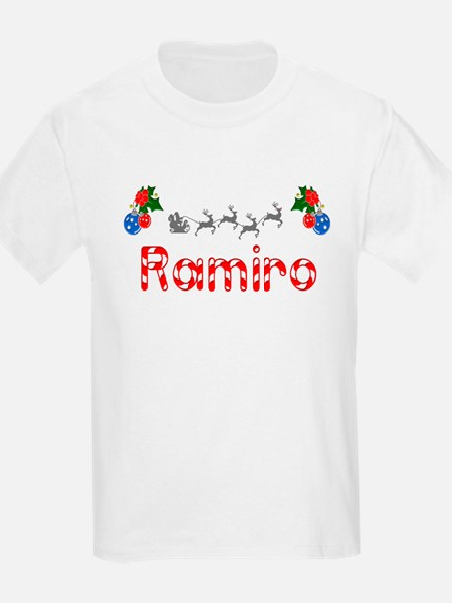 Ramiro, Christmas T-Shirt