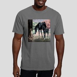 horses til Mens Comfort Colors Shirt