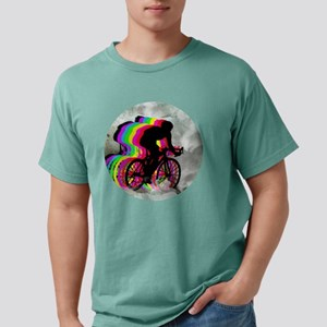 Cycling in the Clouds Mens Comfort Colors Shirt