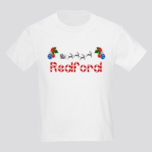 Redford, Christmas Kids Light T-Shirt