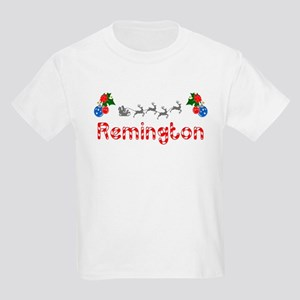 Remington, Christmas Kids Light T-Shirt