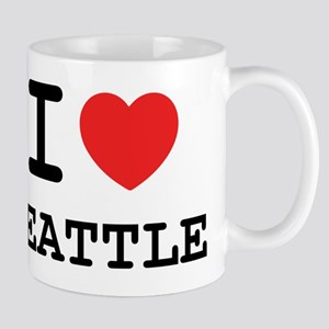 I LOVE SEATTLE Mug