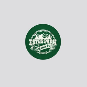 Estes Park Old Circle Mini Button