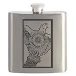 Bird in a Box Flask