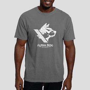 Alpha Dog Games Grey Dis Mens Comfort Colors Shirt