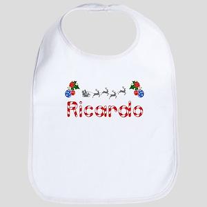 Ricardo, Christmas Bib