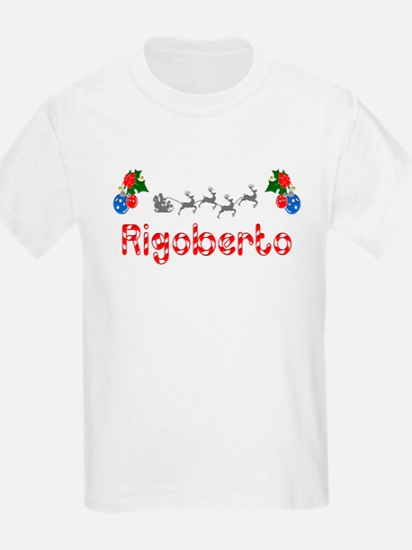 Rigoberto, Christmas T-Shirt