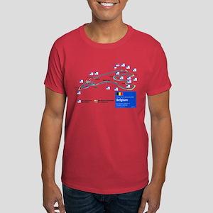 Formula 1 - Spa-Francorchamps Dark T-Shirt