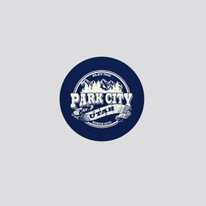 Park City Old Circle Mini Button