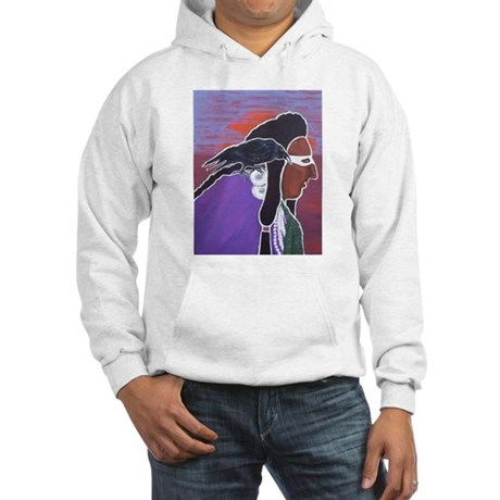 Two Crows Hooded Sweatshirt