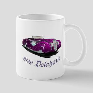 1939 Delahaye Mug