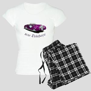 1939 Delahaye Women's Light Pajamas