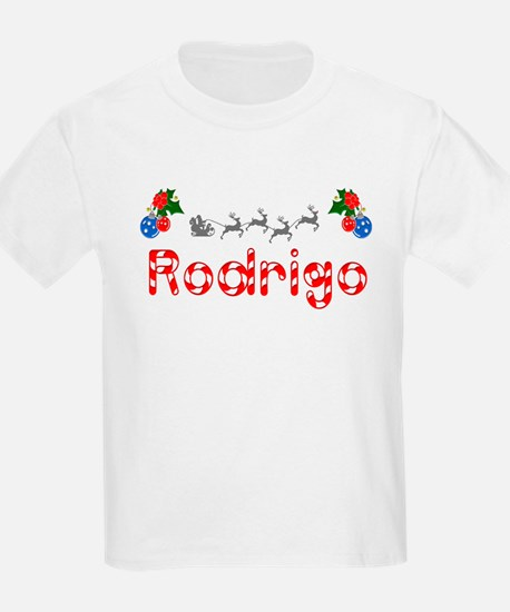 Rodrigo, Christmas T-Shirt