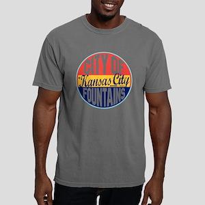 Kansas City Vintage Labe Mens Comfort Colors Shirt