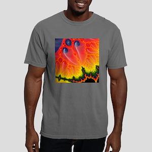 082504spizorang1 Mens Comfort Colors Shirt
