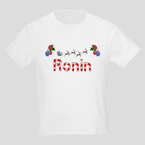 Ronin, Christmas Kids Light T-Shirt