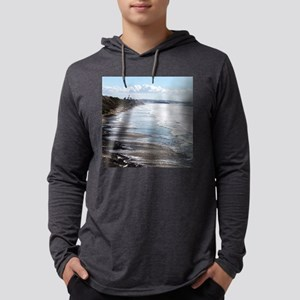 Swami's Beach California Mens Hooded Shirt