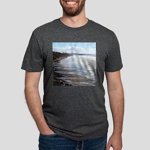 Swami's Beach California Mens Tri-blend T-Shirt