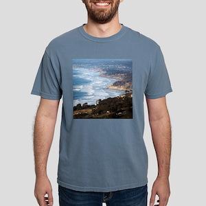 La Jolla and Del Mar Mens Comfort Colors Shirt