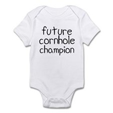 Future Cornhole Champion Body Suit