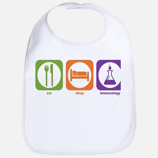 Eat Sleep Immunology Bib