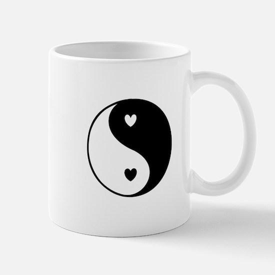 Yin & Yang Love Mug
