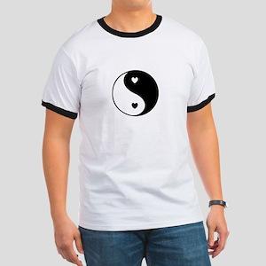 Yin & Yang Love Ringer T