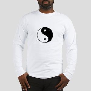 Yin & Yang Love Long Sleeve T-Shirt