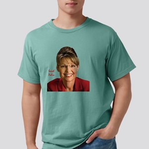 Palin9c Mens Comfort Colors Shirt