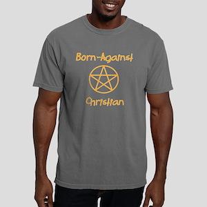 against-christian Mens Comfort Colors Shirt