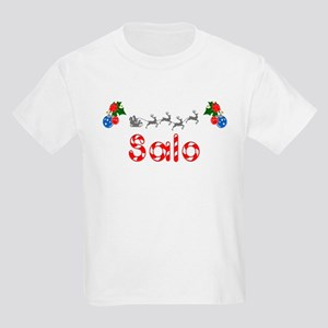 Salo, Christmas Kids Light T-Shirt